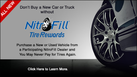 NitroFill Tire Rewards
